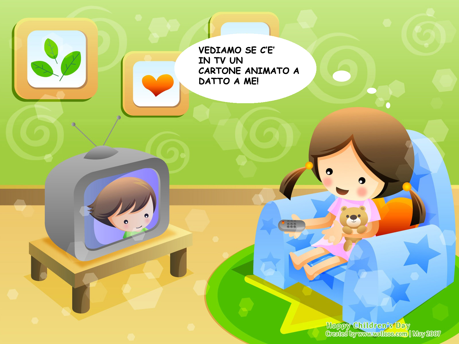 Diseducativo cartoni animati per educare